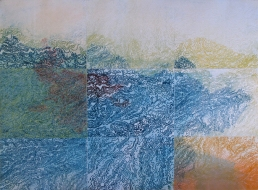 Confluence, photo polymer plate