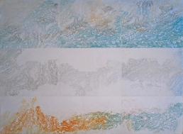 Landforms, photo polyer plates